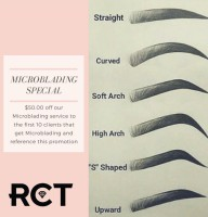 Cosmetic Tattooing & Microblading