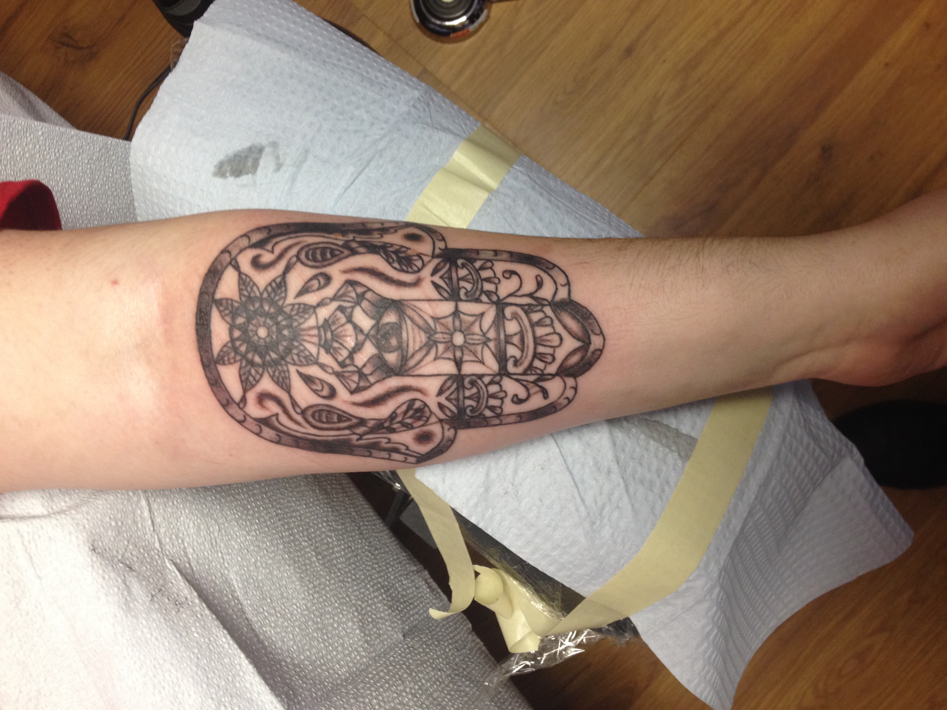 marton tattoo artist adam mckown tattoo artist ashly hutchens tattoo ...
